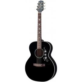 Guitarra Electroacústica Takamine EG451DLX Black Gloss
