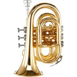Trompeta Pocket Lacada Sib TR 5