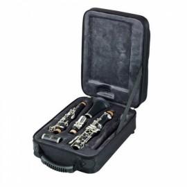 Clarinete Buffet E11 Llaves Plateadas BC2501-2-GB