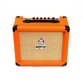Amplificador Eléctrica Orange Combo Crush 20