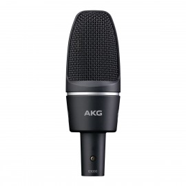 Microfono Condensador AKG C3000 Gran Diafragma