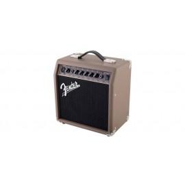 Amplificador Acústica Fender Acoustasonic 15