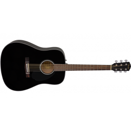 Guitarra Acústica Fender CD 60S BK Black