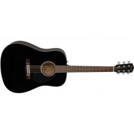 Guitarra Acústica Fender CD 60S BK Black