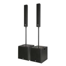 """Sistema DAP Altavoces Activos de Columna de 12"""" D3236"""
