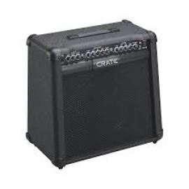 Amplificador Eléctrica Crate GT65 Combinado 65W 1x12