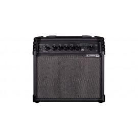 Amplificador Eléctrica Line6 Spider V20 MKII