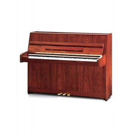 Kawai K-15 Piano Vertical Caoba/Blanco Pulido