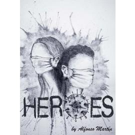 Partitura Heroes