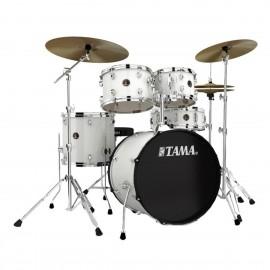 Bateria Acústica Tama 20 pulgadas Rhythm Mate Studio White
