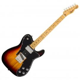 Guitarra Eléctrica Fender Squier CV 70s Tele CSTM MN 3TS