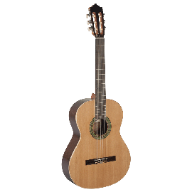 Guitarra Clásica Paco Castillo 201 Mate