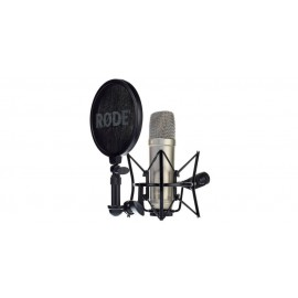 Microfono Vocal Rode NT1 A Complete Vocal Recording