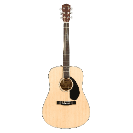 Guitarra Acústica Fender CD 60S WN Natural