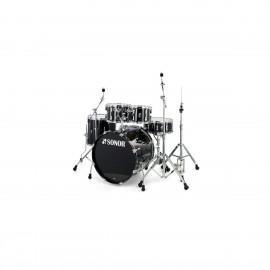 Bateria Acústica Sonor 20 pulgadas AQ1 Studio Set Piano Black