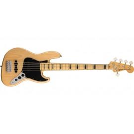 Bajo Fender Squier CV 70s Jazz Bass MN NAT