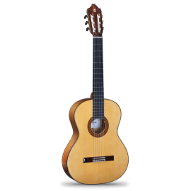 Guitarra Flamenca Alhambra 8Fc (ESTUCHE INCLUIDO)