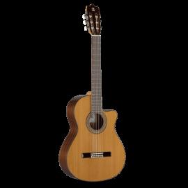 Guitarra Clásica Alhambra Electrificada 3C CW E1