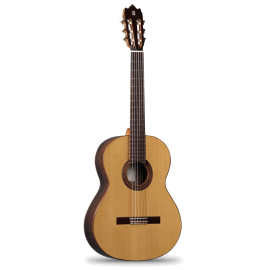 Guitarra Clásica Alhambra Iberia Ziricote