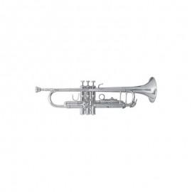 Trompeta Gara Winds Plateada Sib GTR 101
