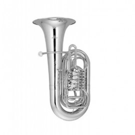 Tuba Consolat de Mar Plateada Do TU 400
