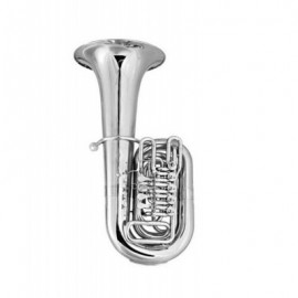 Tuba Consolat de Mar Plateada Do TU 410