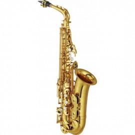 Saxofon Alto Yamaha YAS 62 Lacado